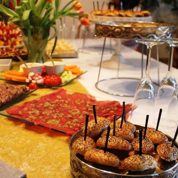 repas à domicile créole